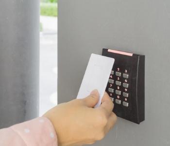 Door access control system UAE